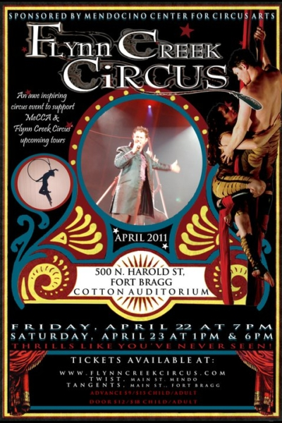 Flynn Creek Circus, Cotton Auditorium