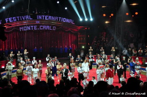 38th Monte Carlo International Circus Festival